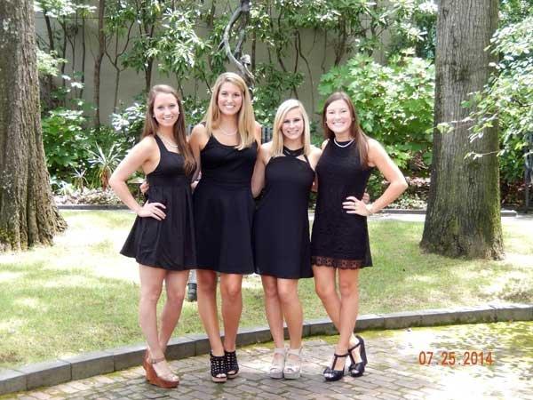 Little Black Dress Party 2014