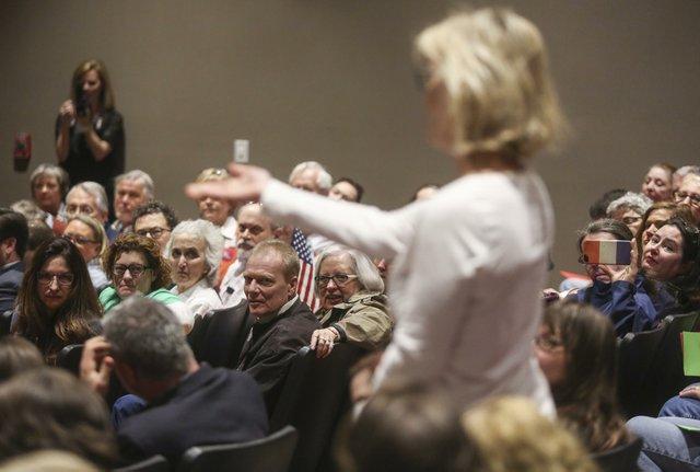 Gary Palmer Town Hall Meeting