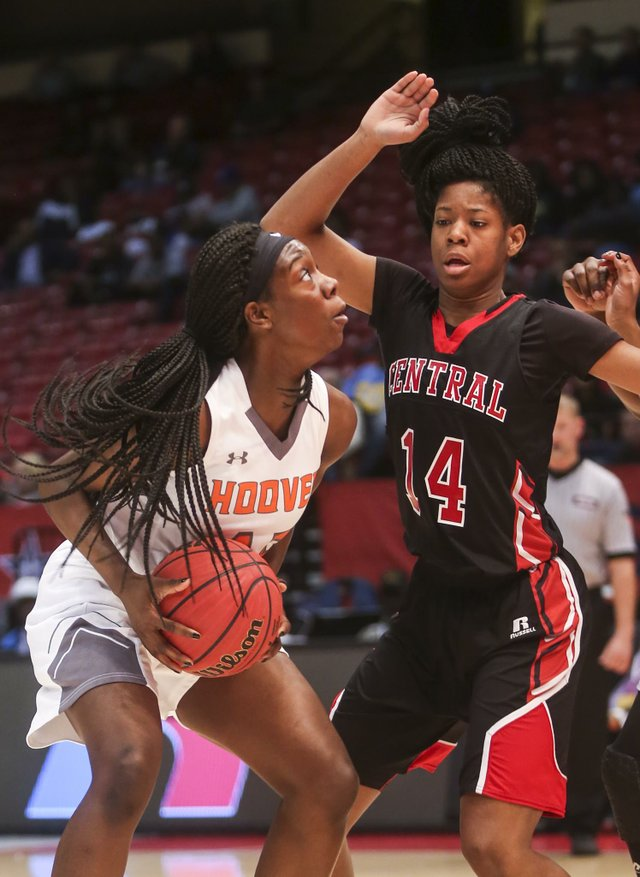 Hoover Girls Basketball AHSAA Finals 2017