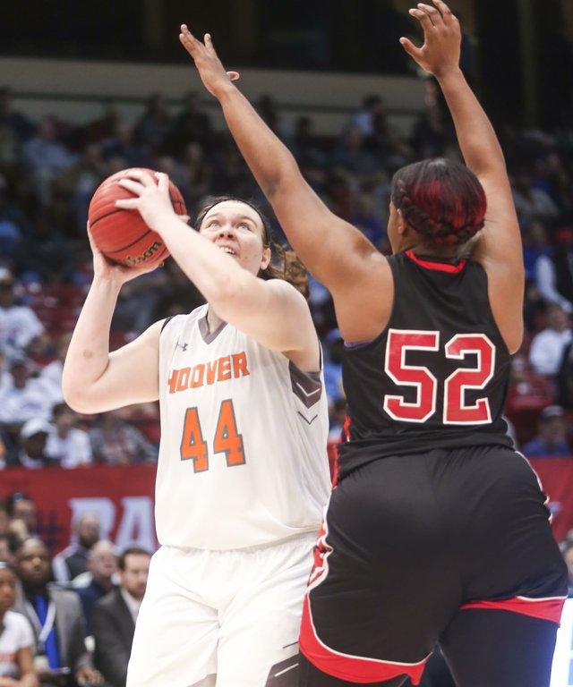 Hoover Girls Basketball AHSAA Finals 2017