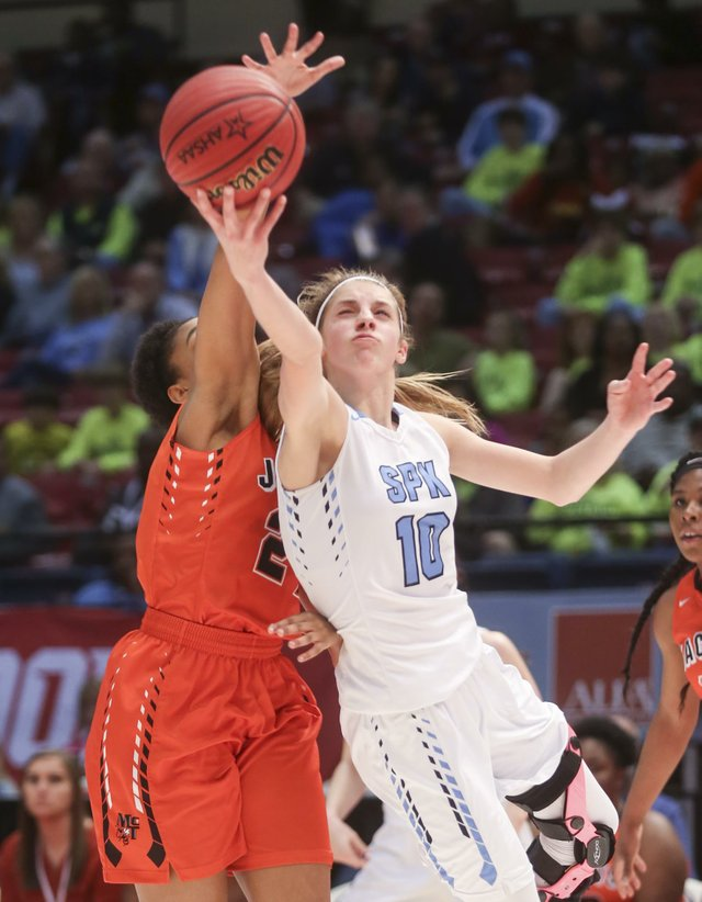 Spain Park Girls Basketball State Finals 2017
