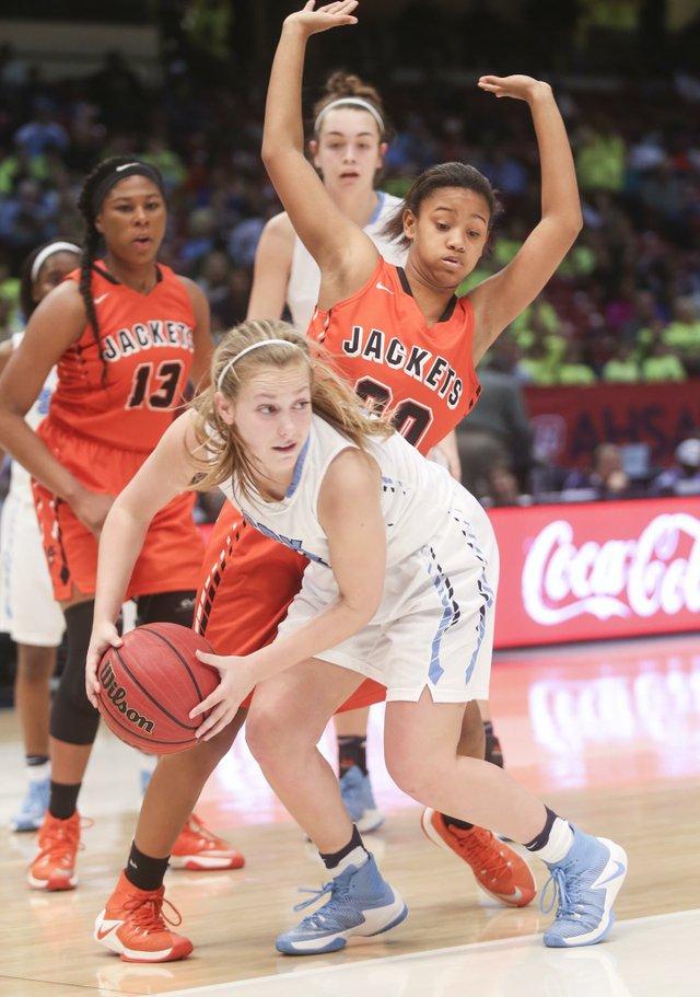 Spain Park Girls Basketball State Finals 2017