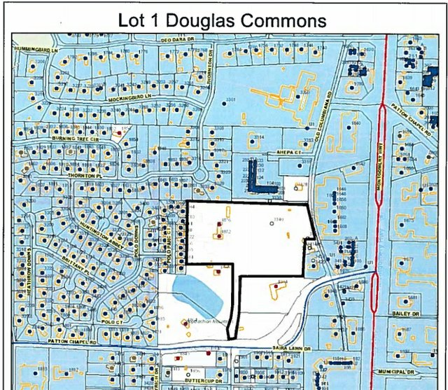 Douglas Commons annexation