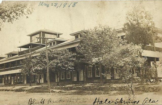 Bluff Park Hotel
