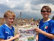Summerfunphoto1- Pompeii-Vesuvius