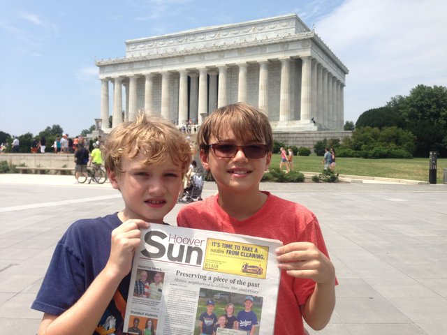 Summerfunphoto3- Lincoln Memorial