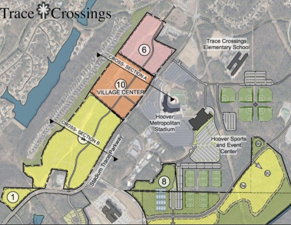 Trace Crossings rezone plan 5-8-17