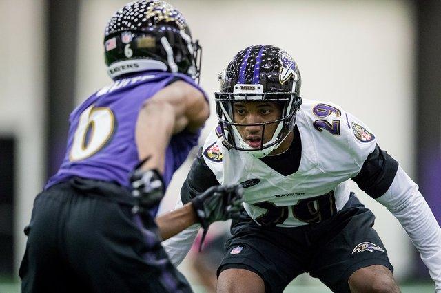 Marlon Humphrey Baltimore Ravens