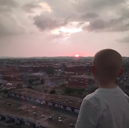 Lucas Dunigan sunset
