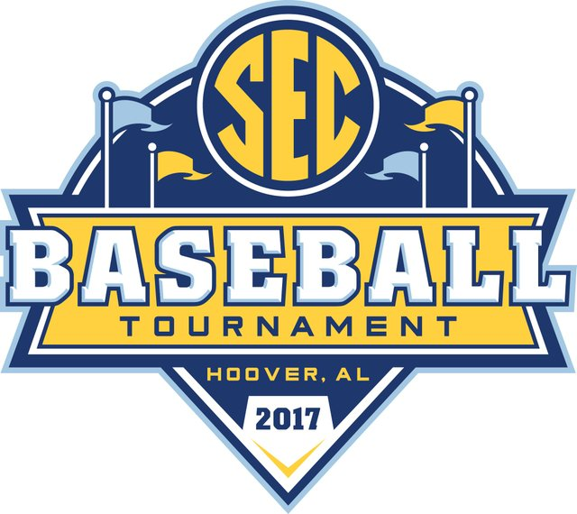 SEC Baseball Tournament 2017 logo