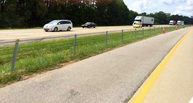 I-459 median