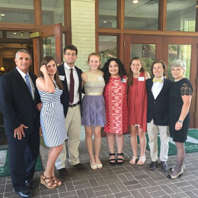 SUN COMM - 2017 Service Club Spain Park scholarships.JPG