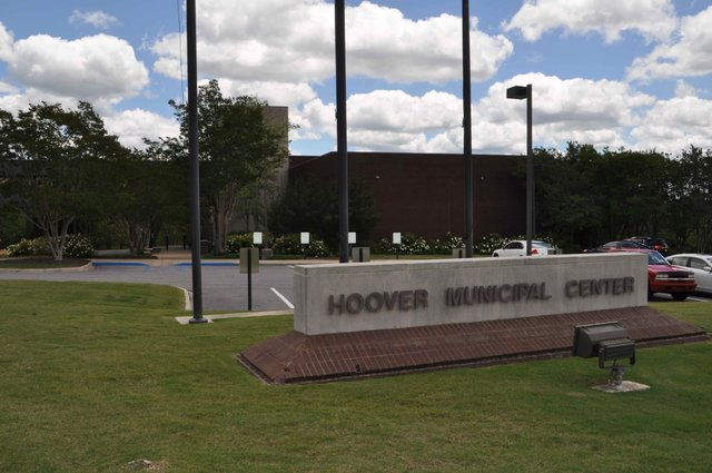 Hoover Municipal Center May 2017