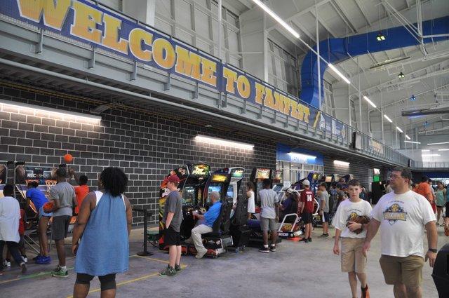 SEC Baseball 2017 Finley Center 12
