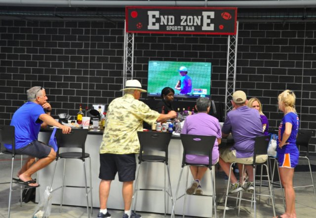 SEC Baseball 2017 Finley Center 16