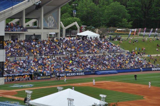 SEC Baseball 2017 2