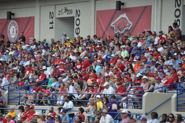 SEC Baseball 2017 19