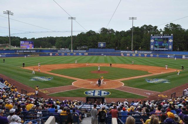 SEC Baseball 2017 22