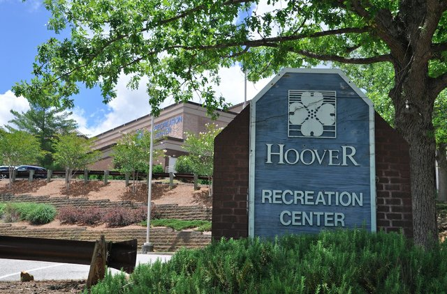 Hoover Recreation Center May 2017