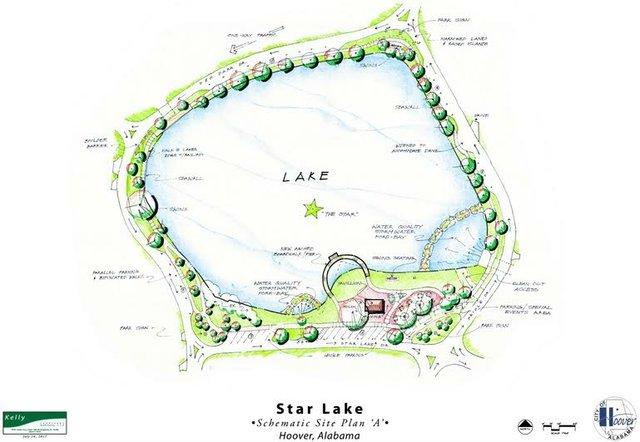 Star Lake site plan A