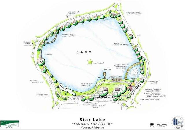 Star Lake site plan B