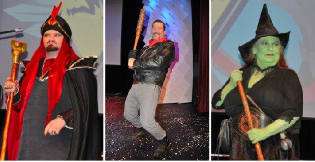 Sci fi costume judges choice