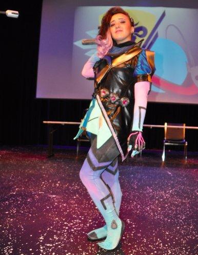 Sci Fi costume Sombra