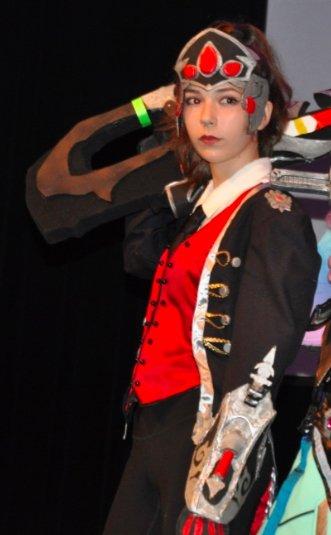 Sci Fi costume widowmaker