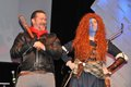 Sci fi costume Negan Merida