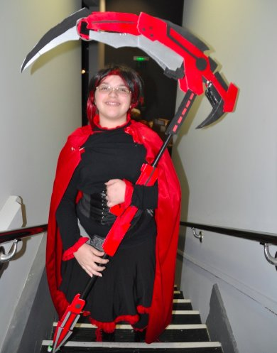 Sci fi costume Blasingame