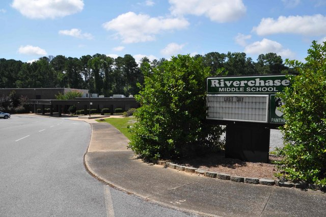 Riverchase Middle School July 2017