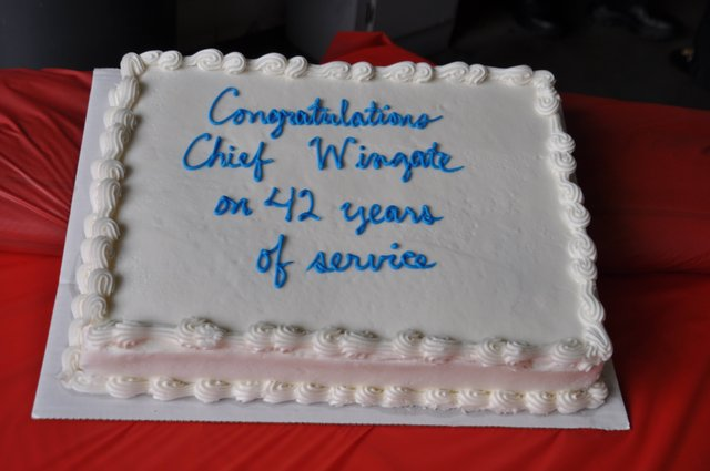 Chuck Wingate retirement 3