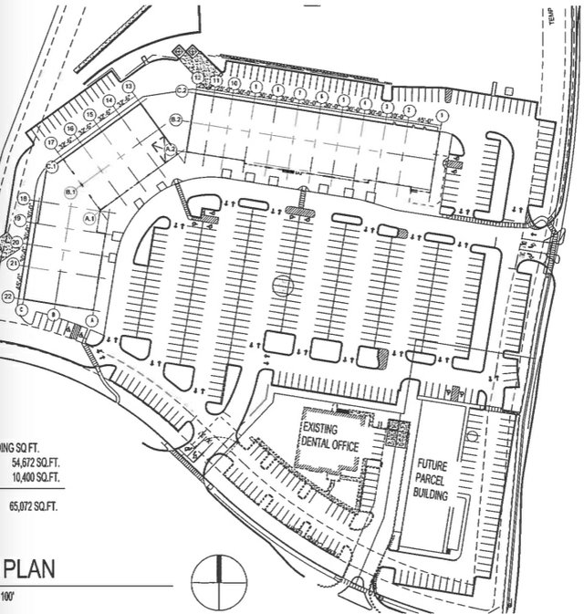 Village at Brock's Gap site plan 9-11-17