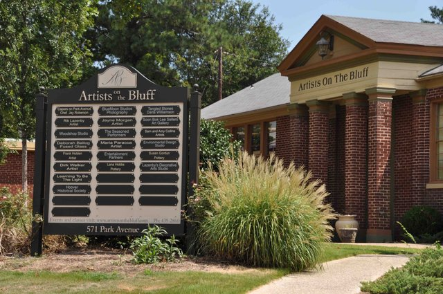 Artists on the Bluff 2016-1