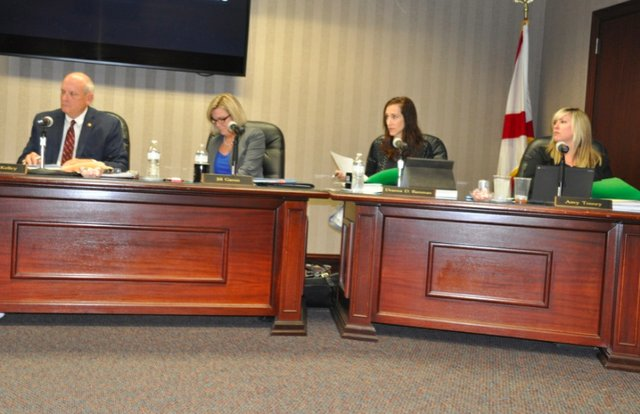 Hoover school board 9-12-17