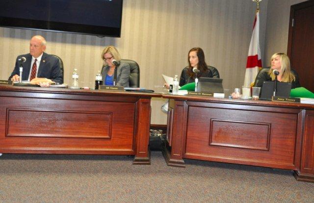 Hoover school board 9-12-17