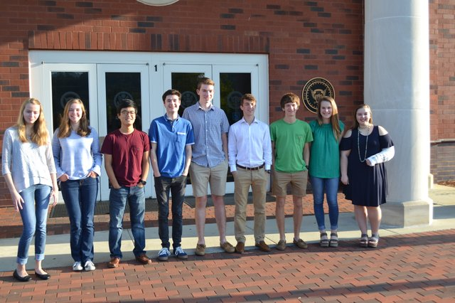SPHS NATL MERIT SEMINFIALISTS OUTDOOR 2017.JPG
