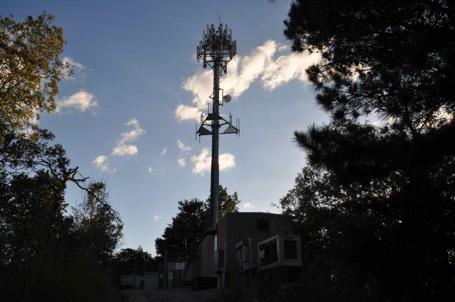 Greystone cell tower 1