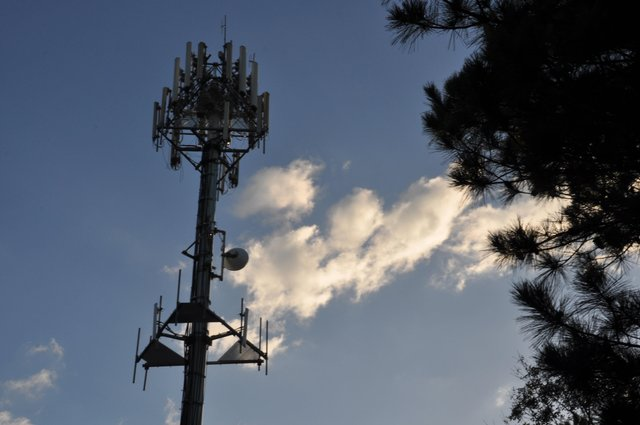 Greystone Crest cell tower Oct 2017