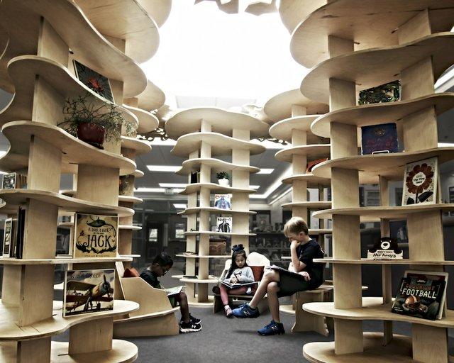 SUN SH Deer Valley Library.JPG