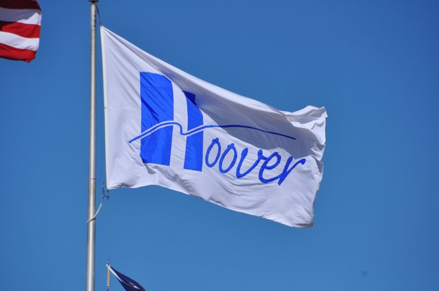 Hoover flag Feb 2017
