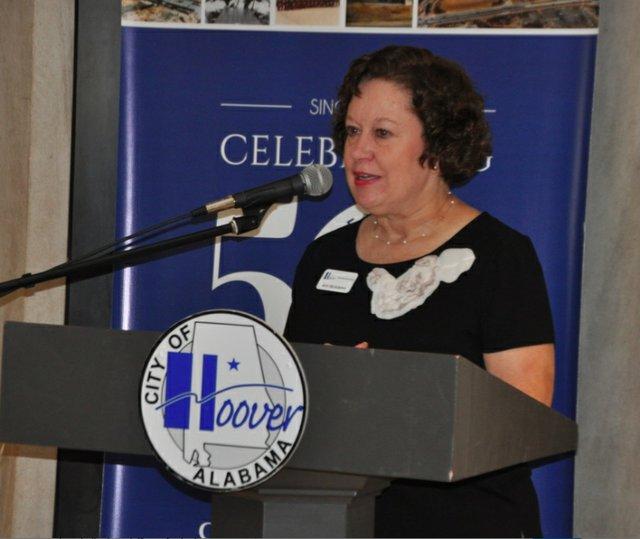 Hoover Beautification Board Ann McAdams