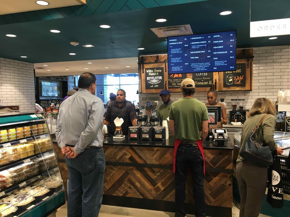 Whole foods market opens new store in riverchase with hundreds whole foods market opens new store in riverchase with hundreds waiting in line hooversun solutioingenieria Images