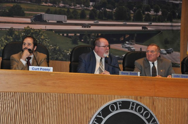 Hoover City Council 10-19-17