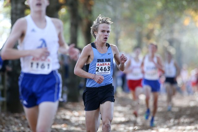 Spain Park Cross-Country