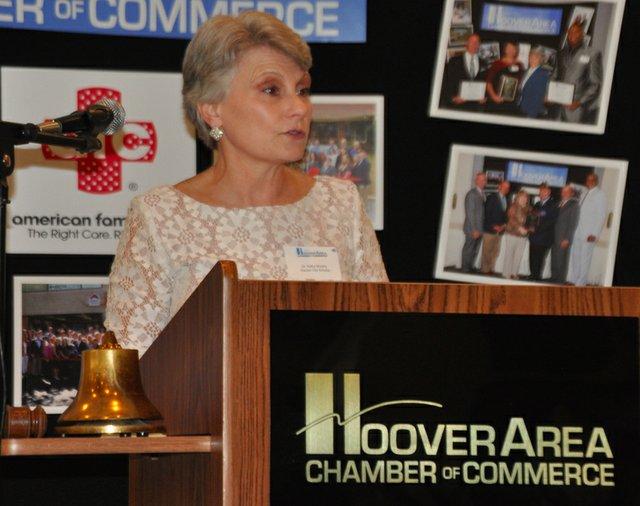 Kathy Murphy Hoover chamber 11-16-17
