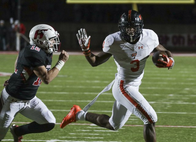 Hoover AT Hewitt Trussville Football Playoffs Round 2