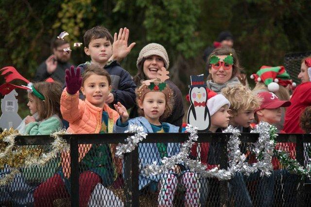 Bluff Park Christmas parade 2016-20