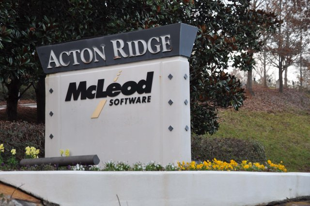 McLeod Software at Acton Ridge 1