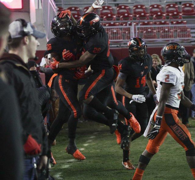 Hoover vs McGill Toolen Football State Championship 2017